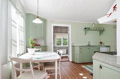 Soldattorp Gnesta, fint kök. Interior Inspiration, Kitchens, Projects To Try, Shabby, Rooms, Storage, Furniture, Home Decor, Style
