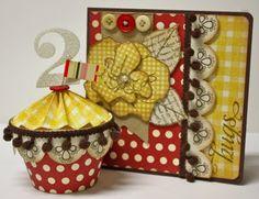 Card & Cupcake