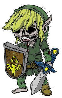 Zombie link *_*