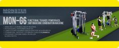 Force USA Monster Gym Functional Trainer Home Fitness Equipment Corporate Fitness Equipment Strength equipment Commercial Gym Equipment, Home Workout Equipment, Fitness Equipment, Elite Fitness, At Home Workouts, Banners, Strength, Usa, Ideas