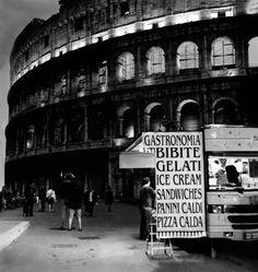 ROM #1 Colosseum SW-FotografieFine Art ab 10x10 cm von BLACK CAT Fotografie auf DaWanda.com