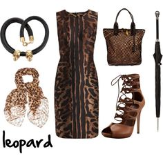 leopard outfit!