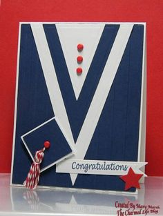 CC480 ~congratulations graduate~ by MaryR917 - Cards and Paper Crafts at Splitcoaststampers