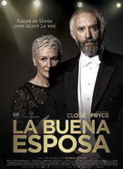 La buena esposa (The Wife, Dirigida por Björn Runge.