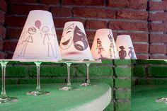 de 14 bedste billeder fra clava lampshade p pinterest. Black Bedroom Furniture Sets. Home Design Ideas