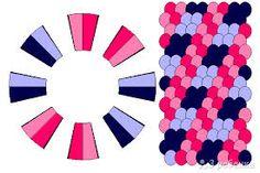 Картинки по запросу кумихимо схемы из 8 ниток