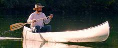Porcupine river canoe trip