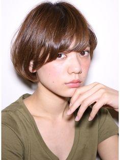 เดโค (DECO) [DECO ·ซาโตชิโฮซูมิ] ผู้ใหญ่บ๊อบ☆ใบหน้าเล็ก ๆ ที่นิยมธรรมชาติบ๊อบสั้น