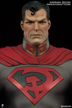 DC Comics Superman - Red Son Premium Format(TM) Figure by Si | Sideshow Collectibles