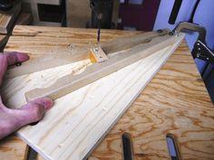 Homemade Light Drill Press Vise / Réalisez un étau léger pour perceuse à colonne