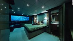 Mile low club: Company turns submarine into private love hotel ...