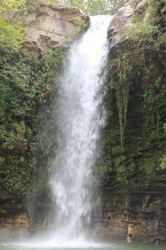 Cachoeira do Abade - Pirenópolis, Goiás - BRasil
