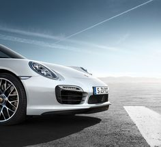 #Porsche #911 Turbo S: The new 911 Turbo S impresses with the playful lightness with which the highest performance values are achieved. The chassis control system, Porsche Dynamic Chassis Control (PDCC) for anti-roll stabilization comes as standard. Learn more: http://link.porsche.com/911-turbo?pc=9914TPINGA Combined fuel consumption in accordance with EU 5: 9,7 l/100 km; CO2-emission: 227 g/km.
