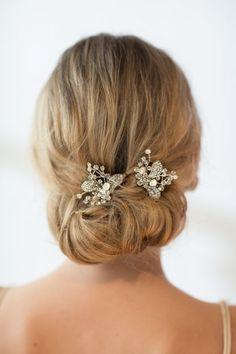 Fresh Water Pearl Hair Pins