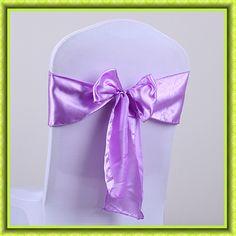 18*275cm  purple satin chiar sash banquet for party free shipping