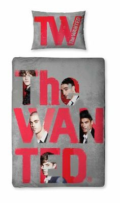 the Wanted 'Forever' Panel Single Bed Duvet Quilt Cover Set by Linen Ideas. $48.53. Single Bed Duvet Cover Set:- Duvet Cover:- 200 x 135 cm 78.7 x 53.1 Inch 1 Pillow Case:- 48 x 74 cm 18.9 x 29.1 Inch Other Information:- Panel Design/Pattern 50% Cotton 50% Polyester Machine Washable