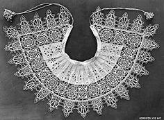 Collar, French, 17th century