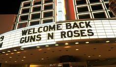 Guns N' Roses Reunion 2016: Axl Rose scherza su Twitter