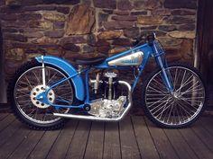 1934 CROCKER SPEEDWAY RACER - featured on Silodrome