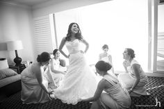 Twirl around with your girls! Let our dream come true at The Resort at Longboat Key Club in Sarasota, FL.