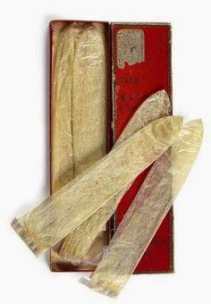Un monde d'histoire: Des préservatifs au 17ème siècle