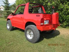 Red tracker