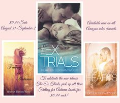 Heather's Book Chatter: New Release and Giveaway: The Ex Trials by Heather...