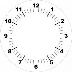 Fondos de reloj para imprimir - Imagui