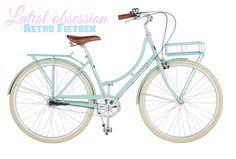 dames fiets retro - Google zoeken