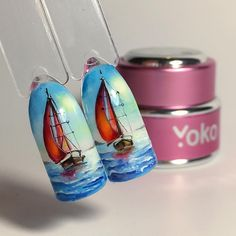It's time to get nailcare tips CLICK Visit link for more -- Manicure ideas Shellac Nail Art, 3d Nail Art, Nail Manicure, Manicure Ideas, Palm Nails, Sea Nails, New Years Nail Art, Nail Art Techniques, Diy Nail Designs