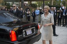 Claire Underwood Gets a Style Switch-Up For House of Cards' New Season
