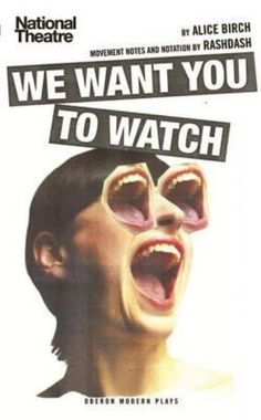 Læs om We Want You to Watch (Oberon Modern Plays). Bogen fås også som eller E-bog. Bogens ISBN er 9781783199259, køb den her