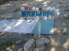 beach wedding in Sitia