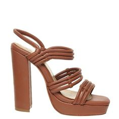 Raoul Berry Leather Piped Block Heel Sandal. Price was $249 and is now $69. Shop at Ozsale!
