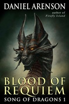 Blood of Requiem (Song of Dragons, Book 1) by Daniel Arenson. $1.09. Author: Daniel Arenson. 319 pages Fire Dragon, Dragon Art, Dragon Head, Magical Creatures, Fantasy Creatures, Dragon Medieval, Cool Dragons, Dragon's Lair, Dragon Pictures