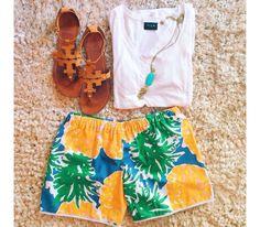 Summer apparel