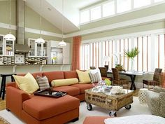 Living Room Layout Ideas Open Floor Plan