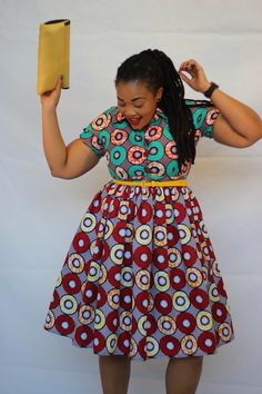 Beautiful Ankara Styles for the Plus size Ladies African Dresses For Women, African Print Fashion, Africa Fashion, Tribal Fashion, African Attire, African Women, Men's Fashion, Fashion Outfits, African Inspired Clothing