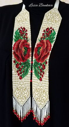 Native American Beadwork, Native American Fashion, Bead Embroidery Jewelry, Beaded Embroidery, Loom Patterns, Beading Patterns, Cowgirl Bling, Beaded Choker Necklace, Flower Seeds
