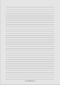Narrow ruled paper with white lines on a light red background This