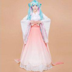 Cosplay harvest moon Ver. Hatsune Miku SD00662 - SYNDROME - Cute Kawaii Harajuku Street Fashion Store