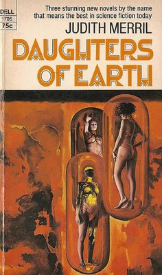 Daughters of Earth, book cover