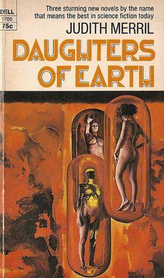Judith Merril's Daughters of Earth