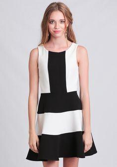 Amelia Colorblock Dress By Closet