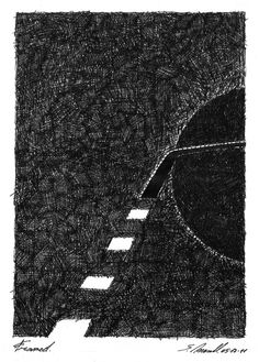 Framed - Pen