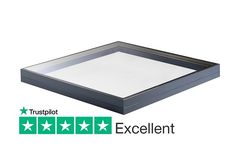 Structurally bonded fixed rooflight suitable for flat and pitched roof applications. Prices from Aluminium skylight. Porch Flat Roof, Patio Roof, Pergola Plans, Pergola Kits, Dusty House, Scottish Cottages, Roof Skylight, Roof Extension, Extension Ideas