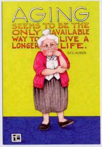 Mary Englebert ... Aging