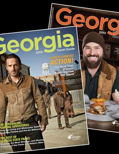 Click this pin for 10 Ways to Use Georgia's 2013 Travel Guide.