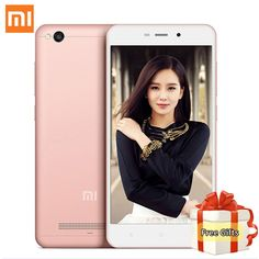 Mobile Phones Original Xiaomi Redmi 4A Smartphone 2GB RAM 16GB ROM Snapdragon 425 Quad Core 13.0MP Camera 4G FDD LTE 5.0 inch 720P mi Redmi4A -- This is an AliExpress affiliate pin.  View the item in details on AliExpress website by clicking the image