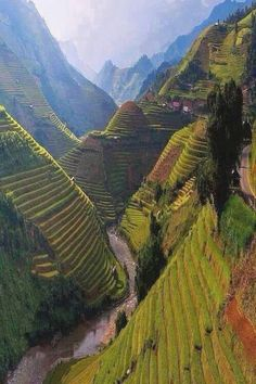 Travel with Cosianatour and get designed Vietnam tours just for you. Enjoy private guides & custom tours to see the variety of Vietnam from Hanoi to Hochiminh City by your own. Places Around The World, Travel Around The World, Around The Worlds, Places To Travel, Places To See, Travel Destinations, Holiday Destinations, Machu Picchu, Wonderful Places